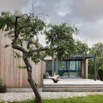 Dom s terasou a záhradou