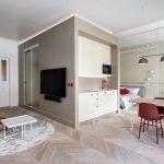 Byt v minimalistickom dizajne
