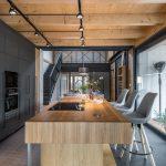 Barové sedenie v kuchyni