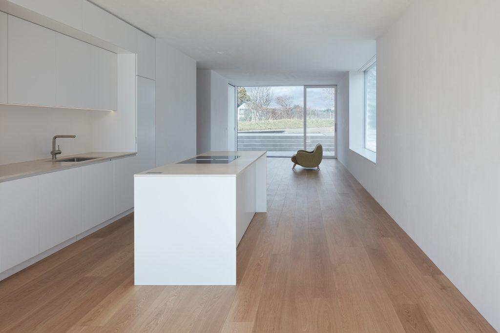 Kuchyňa s obývačkou