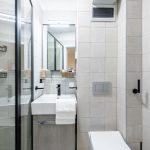 Malá funkčná kúpeľňa