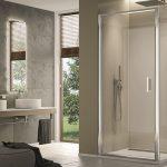 Jednokrídlové dvere + Bočná stena