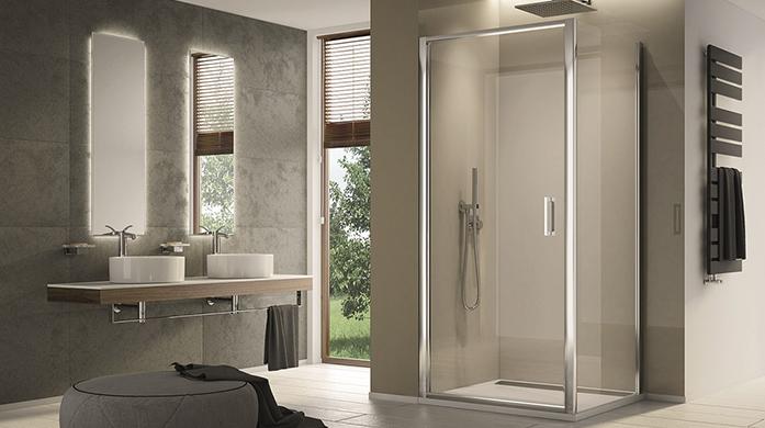 Sprchové zásteny SanSwiss TOP-LINES: komfort a nadčasový štýl za prívetivú cenu