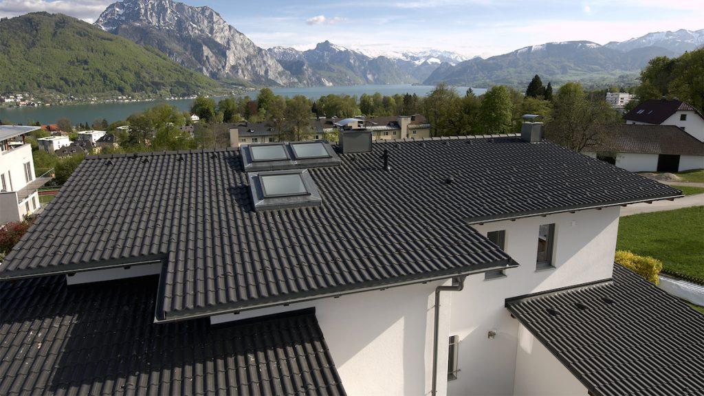 Seriál Inšpirácie na vašu strechu: Riešenie pre nízky sklon striech