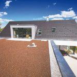 Sedlová a plochá strecha