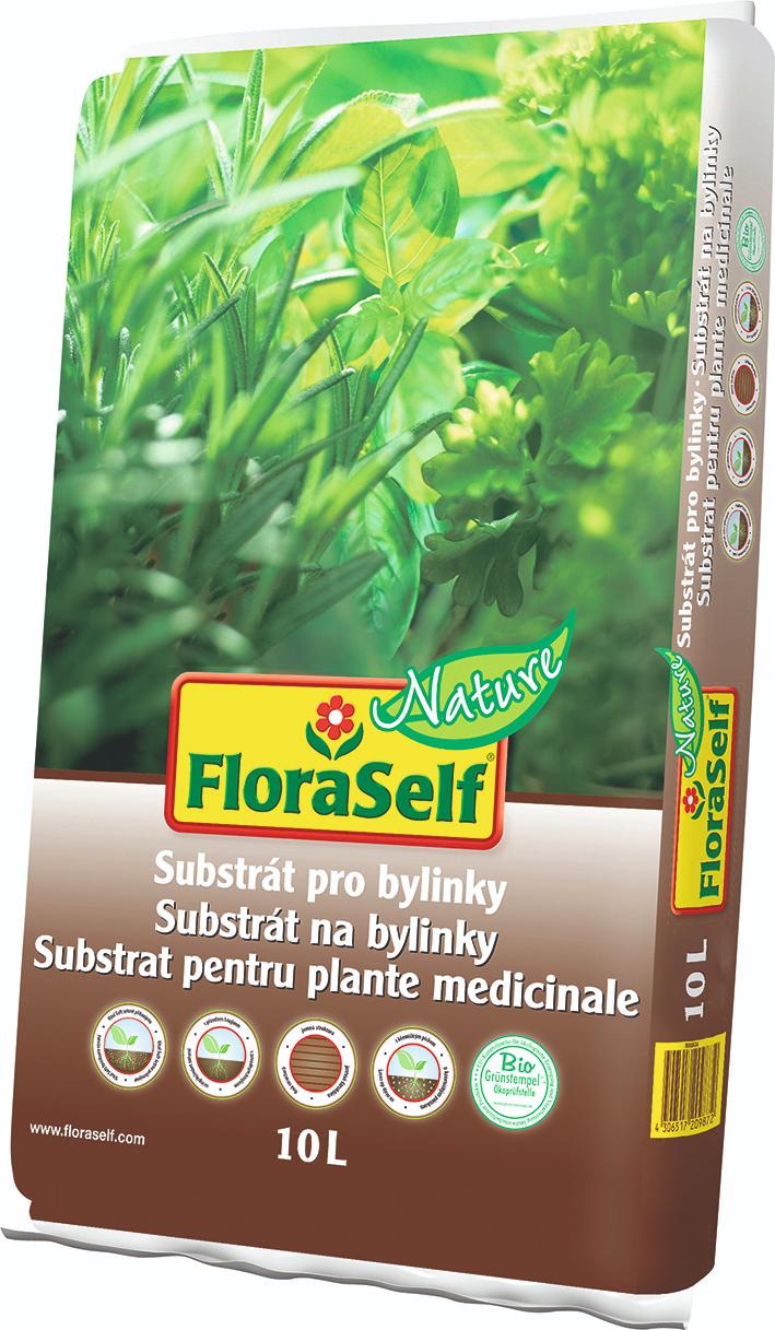 08_Hornbach_Substrat na bylinky Floraself Nature