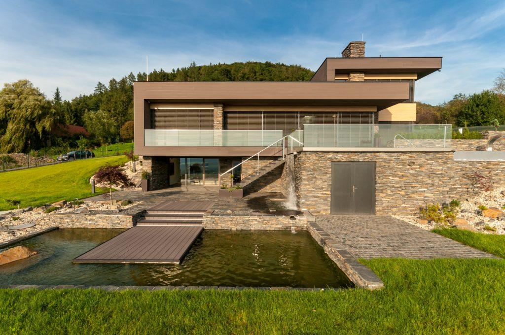 Kompozitné materiály terasa