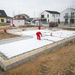 Základy vzorového domu