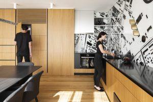 Nadčasový mezonet v Troch vežiach s interiérom, ktorý nepodlieha trendom