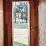 Detail okna.