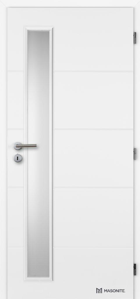 Dveře bílé