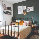 Spálňa s doplnkami z bambusu