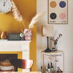 Detaily v obývačke