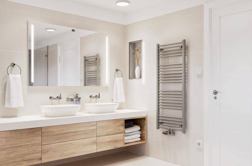 Kúpeľňové rebríky pre novostavby i rekonštrukcie