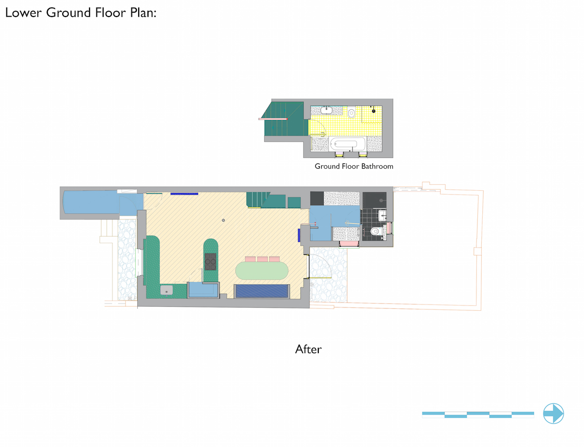 Motel_House_After Plan Drawings