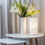 Dekorácia na stolíku