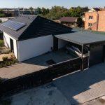 prízemný rodinný dom s garážou