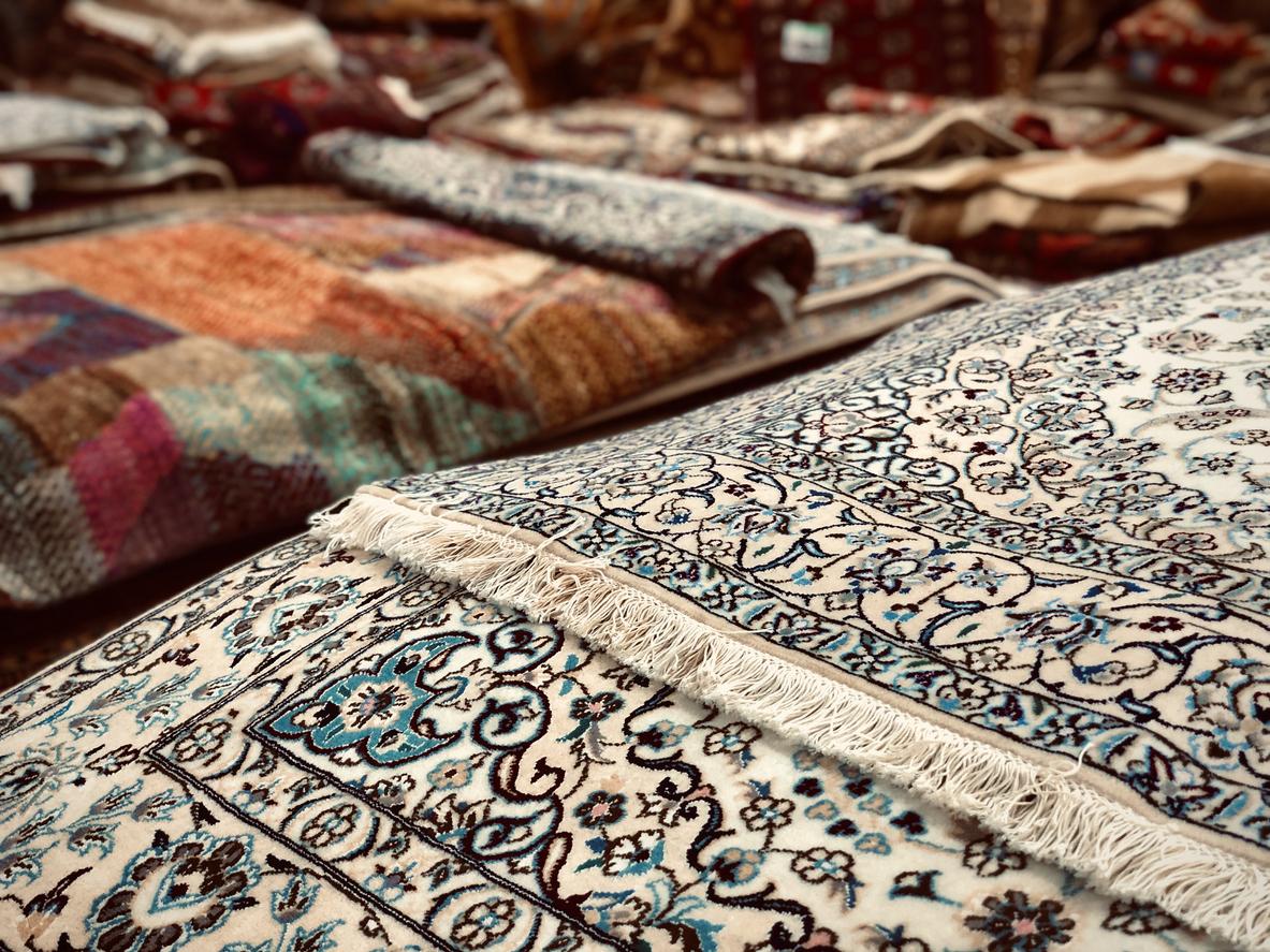 marocké koberce