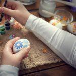 maľovanie kraslíc