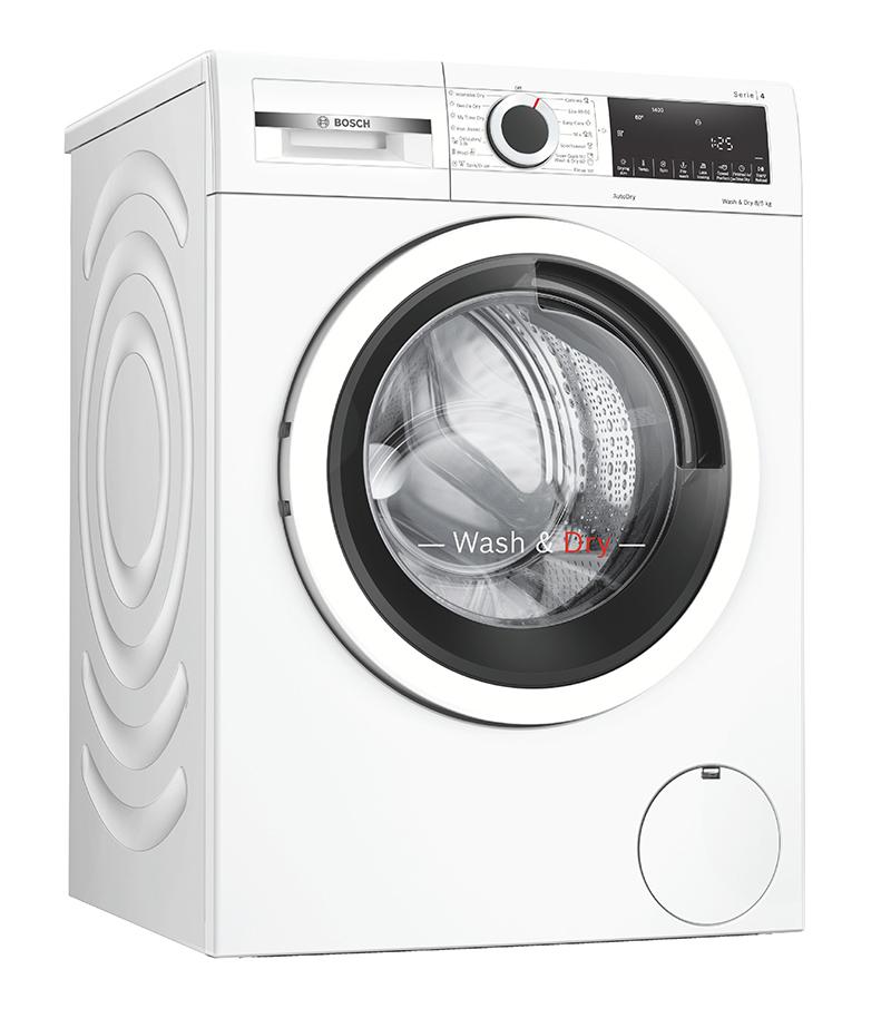 Kombinovaná práčka so sušičkou Bosch Serie | 4 WNA13400BY