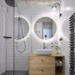 Kúpeľňa s dlažbou terazzo