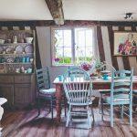 Starožitná jedáleň