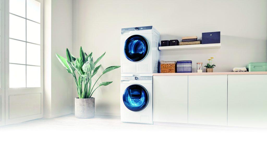 Práčka a sušička Samsung