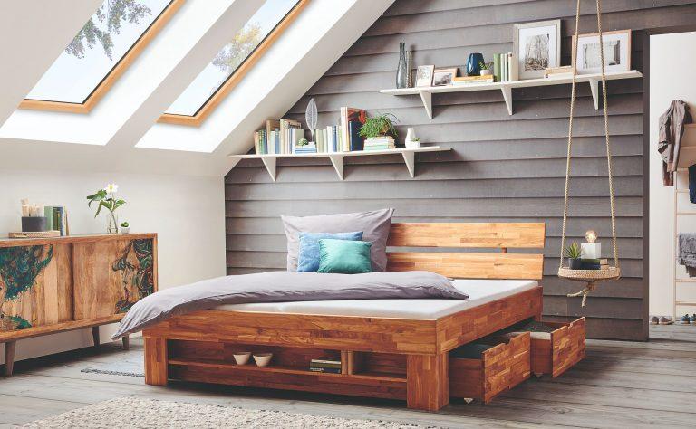 Ako si vybrať nábytok do spálne a vhodne ho usporiadať