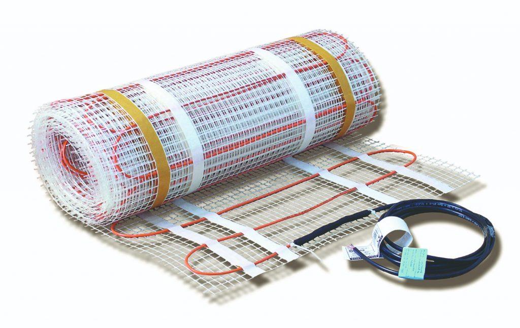 Elektrické podlahové káble