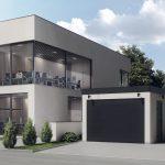 projekt garáže GARDEON