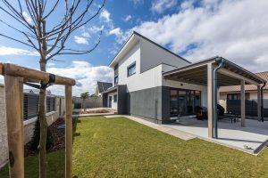 Energeticky úsporný dom v Trnave, ktorý môže dýchať