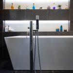 Kúpeľňa s fľaštičkami