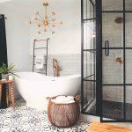 Kúpeľňa s voľne stojacou vaňou