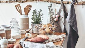 Zariaďujeme kuchyňu v provensalskom štýle