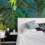 Izba s tapetou pralesu