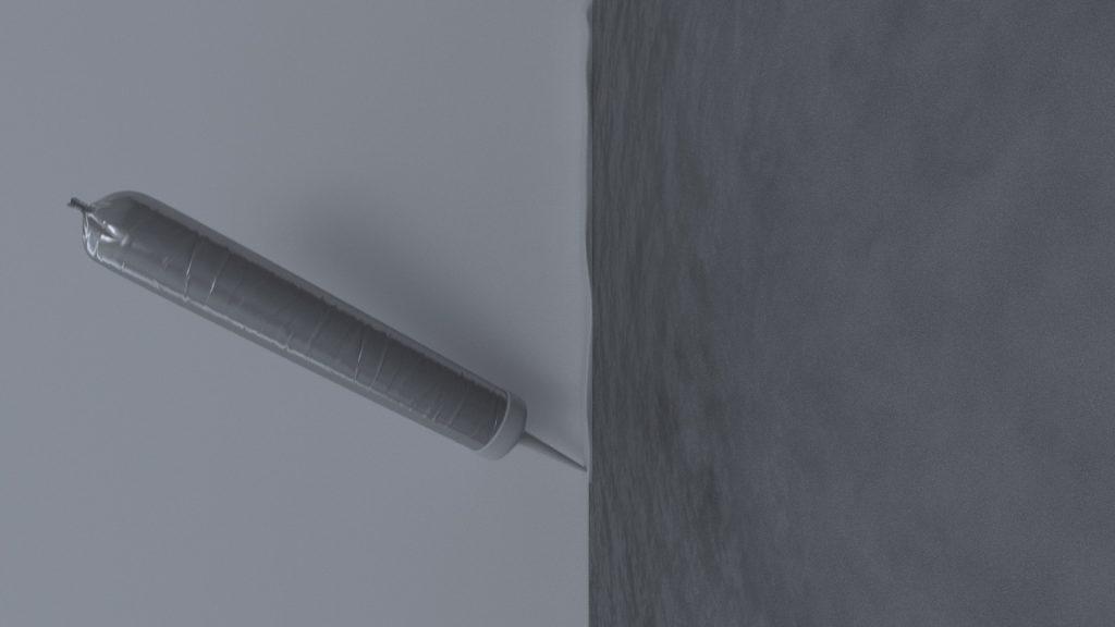 Postup murovania priečky z tehál