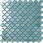 Mozaika rybie šupiny