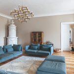 Obývačka v zámku