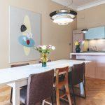 Kuchyňa so svietidlami