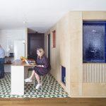 Multifunkčné priestory v byte