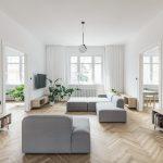 Otvorená obývačka