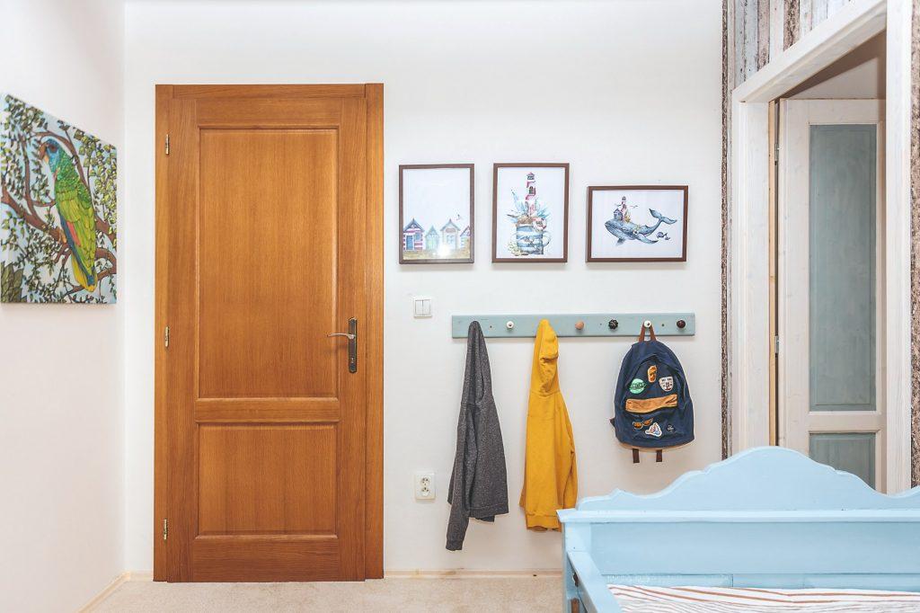 dvere do detskej izby