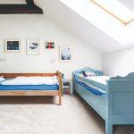 Detská izba v podkroví pôvodná