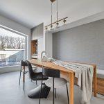 Jedálenský stôl dizajnové stoličky