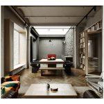 Sivá kuchyňa v byte