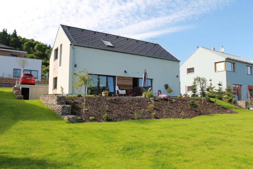 Nízkoenergetický dom postavíte z tehál HELUZ FAMILY 44 bez zateplenia