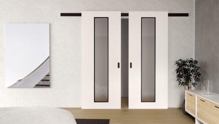 Poradňa: Ako na posuvné systémy dverí