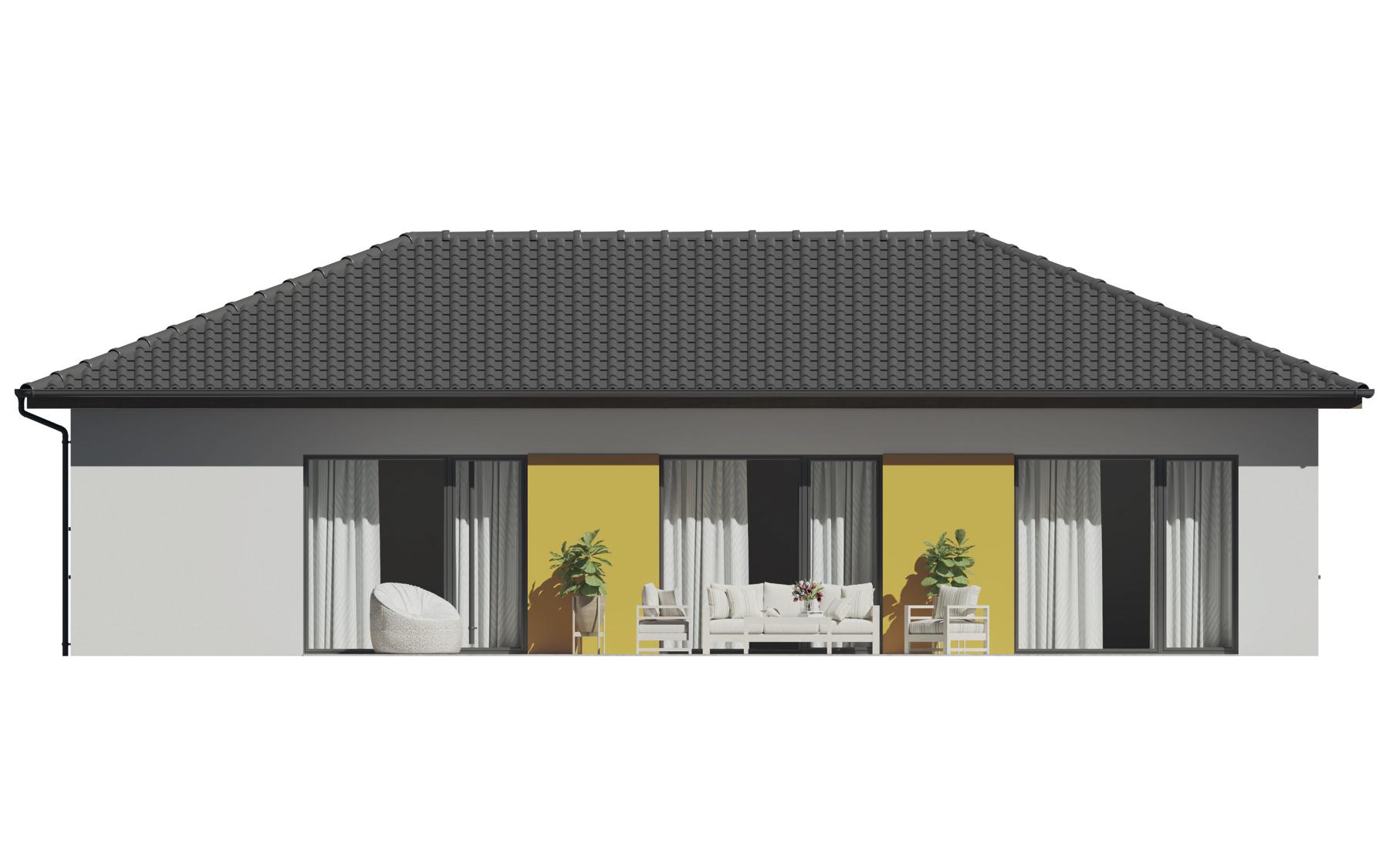 Projekt rodinného domu Katka 12XL1