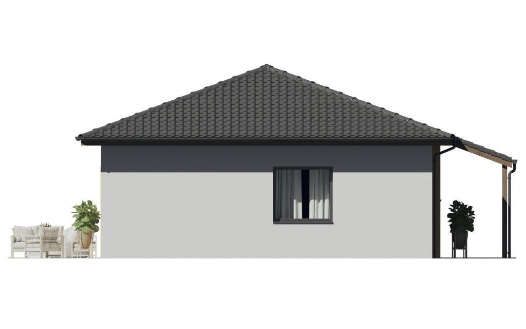 Projekt rodinného domu Katka 12XL2