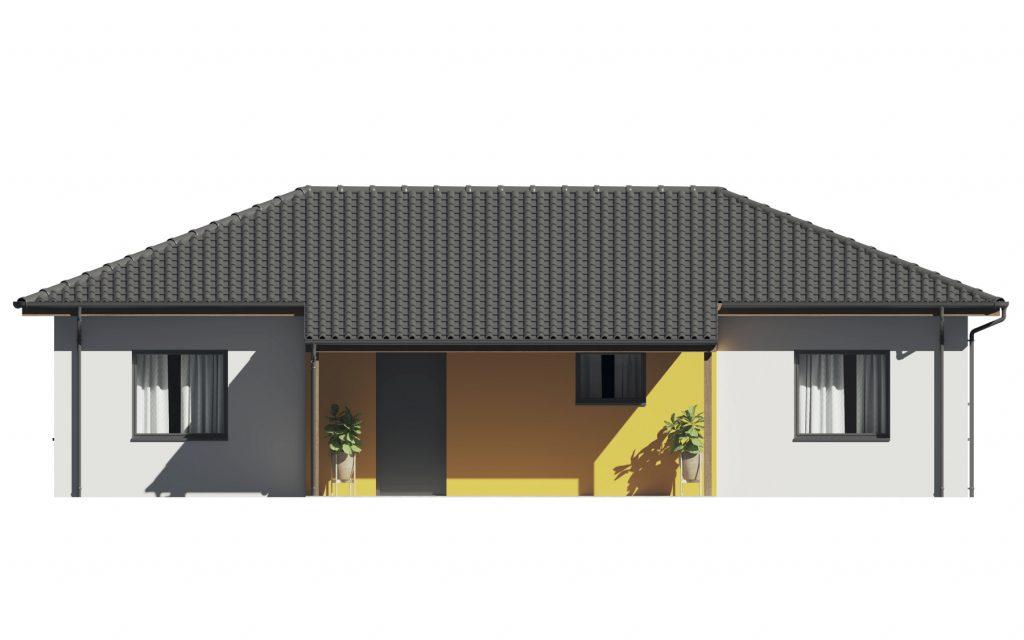 Projekt rodinného domu Katka 12XL3